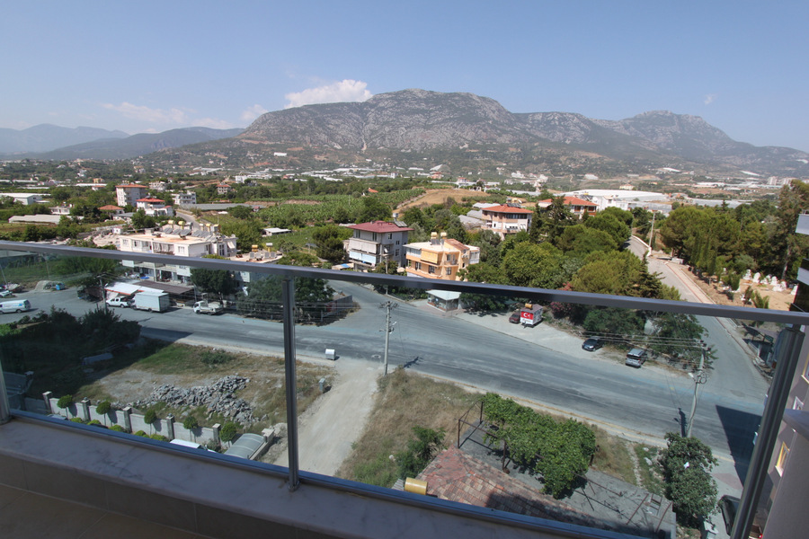 apartment for sale alanya mahmutlar